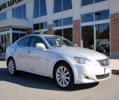 Lexus - IS250 AWD