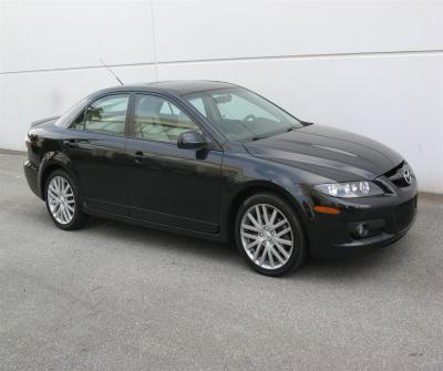 Mazda 6 - SPEED AWD