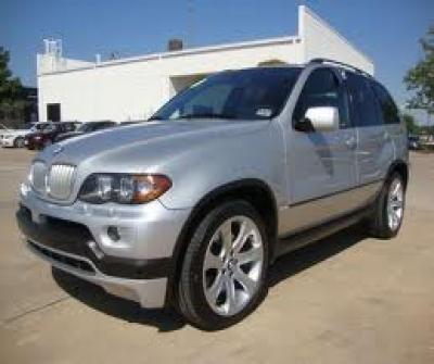 BMW - X5 4.8is