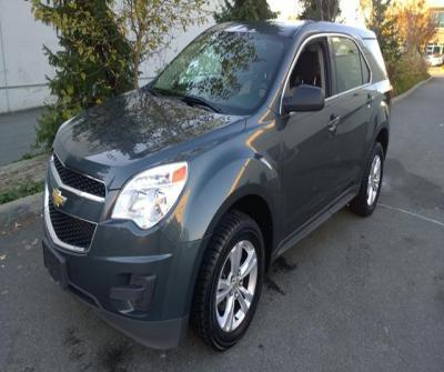 CHEVROLET - EQUINOX AWD