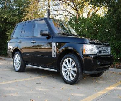 Range Rover - HSE Supercharged