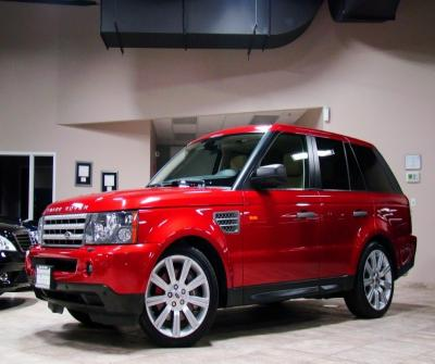 Landrover - Range Rover Sport HSE LUX