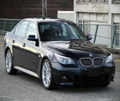 BMW 530i Premium, Active Steering, Sport - M-Package