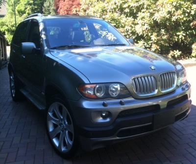 BMW - X5 4.8 IS